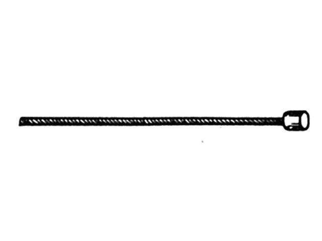 Diverse Skifterkabel 2200mm 10 x 2,6mm